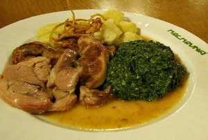 Restavracija Kolkovna, Praga