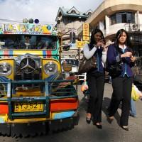 Baguio je največje mesto v Kordiljerah