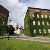 Vavelski grad, Krakov