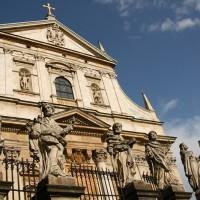 Cerkev sv. Petra in Pavla v Krakovu