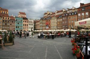 Stari mestni trg v Varšavi