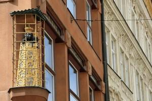 Hiša črne Madone, Praga
