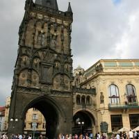 Smodniški stolp v Pragi