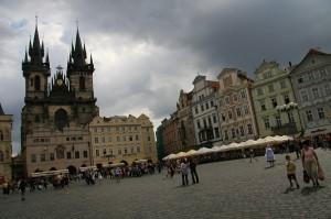 Staromestni trg v Pragi
