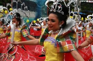 Cebu City je najbolj zanimivo obiskati v času festivala Sinulog, tretjo nedeljo v januarju