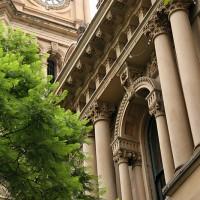 Mestna hiša v Sydneyu