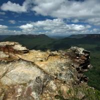 Modro gorovje, Avstralija