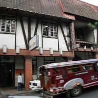 Hotel Burnham, Baguio, Filipini