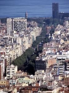 La Rambla je najživahnejši in najslavnejši bulvar v Barceloni