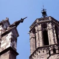 Gotska četrt vzhodno od La Ramble je ena od najzanimivejših četrti v Barceloni