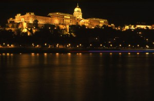 Grajska palača v Budimpešti
