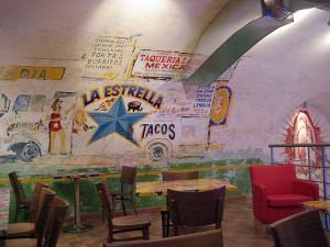 Mehiška restavracija Arriba Taqueria, Budimpešta