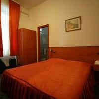 Hotelska soba v hotelu Central Green v Budimpešti