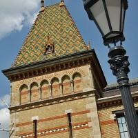 Centralna tržnica v Budimpešti