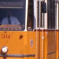 Tramvaj v Budimpešti