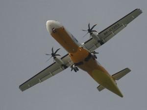 Letalo filipinskega nizkocenovnega prevoznika Cebu Pacific