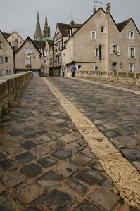 V Chartres se iz Pariza lahko podate na enodnevni izlet