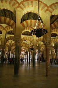Mezquita je najbolj znana znamenitost Cordobe