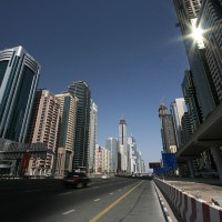 Sheikh Zayed Road, Dubaj