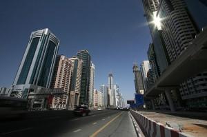Sheikh Zayed Road, Dubaj