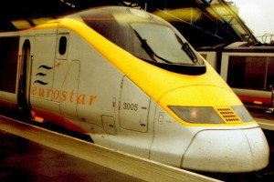 Hitri vlak Eurostar