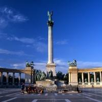Trg junakov v Budimpešti