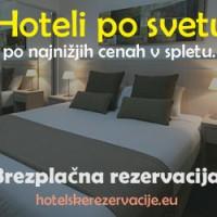 Rezervacije hotelov
