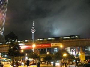 Kuala Lumpur nikoli ne zaspi