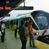 Mestna železnica v Kuala Lumpurju