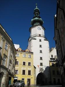 Mihaelova vrata v Bratislavi