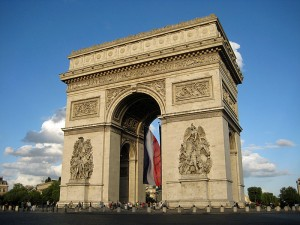 Slavolok zmage v Parizu