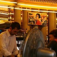 Café des Deux Moulins v Parizu