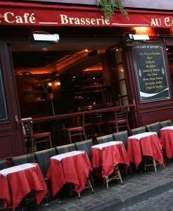 V Parizu ne manjka dobrih restavracij