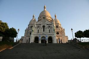 Sacre-Coeur v Parizu