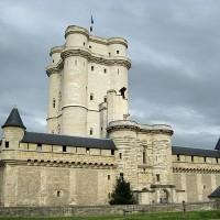 Grad Vincennes v Parizu