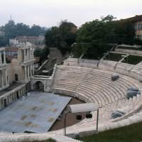 Rimsko gledališče iz 2. stoletja v Plovdivu sprejme 3000 gledalcev