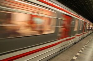 Metro v Pragi