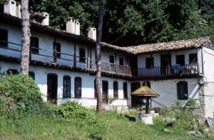Samostan Preobraženski blizu Velikega Tarnova
