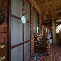 Terasa poceni hotela Sanders White na otoku Boracay na Filipinih