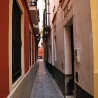 Barrio Santa Cruz v Sevilli