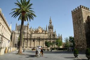 Kočija v Sevilli