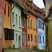 Sighisoara je najbolje ohranjen srednjeveški kraj v Romuniji
