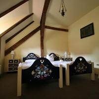Hote Casa Saseasca v Sighisoari