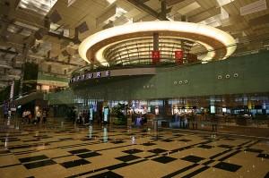 Letališče Changi v Singapurju