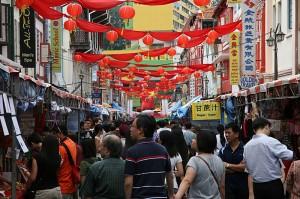 Kitajska četrt v Singapurju
