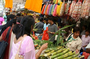 Mala Indija v Singapurju