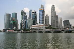 Poslovno središče Singapurja