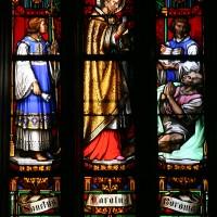 Katedrala sv. Martina v Bratislavi slovi po lepih vitražih