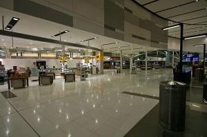 Letališče Kingsford Smith, Sydney, Avstralija.