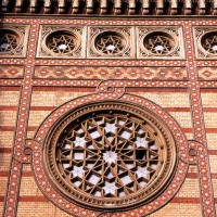 Sinagoga v Budimpešti